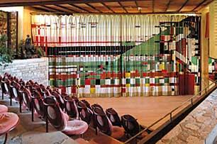 Hillside Theater Interior