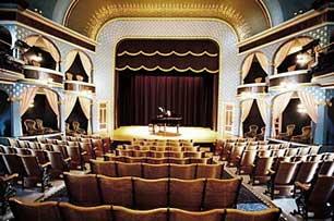 Stoughton Opera House Interior